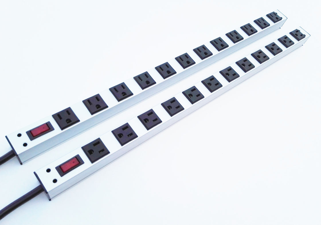 Thai Extension Lead : Way multi outlet power strip bar industrial plug