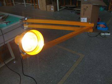 660 Watt Double Strut LED Loading Dock Lights with Adjustable Arm for Warehouse