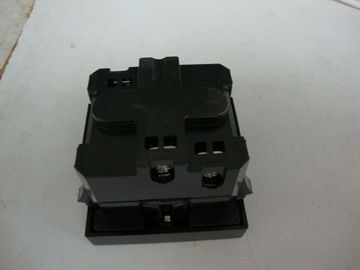 Standard Plastic Wall Receptacle Electric Power Sockets German Standard
